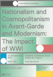 Workshop WWI Avant-Garde